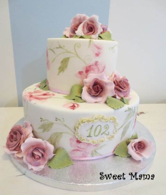 Mother's Day Cakes And Bakes Decorating Ideas (12 ...