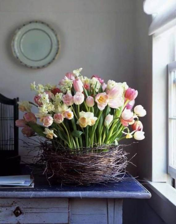 Spring-Flower-Arrangements-Table-Centerpieces-And-Mothers-Day-Gift-8