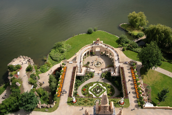 The Jewel Of Lake Schwerin- Schwerin Castle And Park (6)