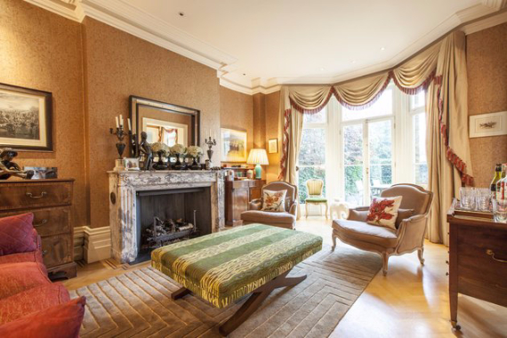 An Elegant and Spacious Apartment  in Chiswick London (2)