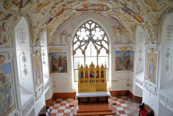 Bojnice Castle - The Most Spectacular Castle in Slovakia The  (11)