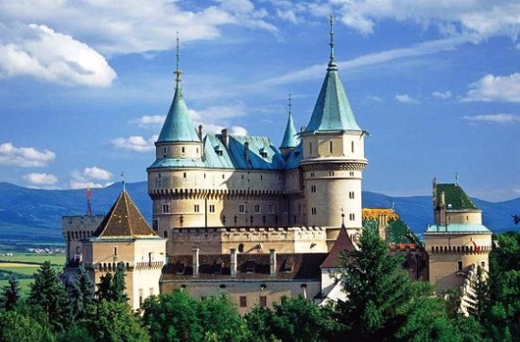 Bojnice Castle - The Most Spectacular Castle in Slovakia The  (13)