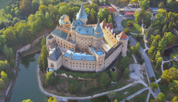 Bojnice Castle - The Most Spectacular Castle in Slovakia The  (14)