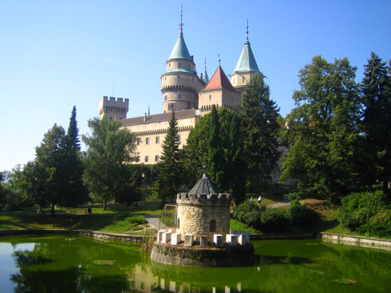 Bojnice Castle - The Most Spectacular Castle in Slovakia The  (17)