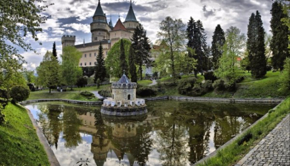Bojnice Castle - The Most Spectacular Castle in Slovakia The  (20)