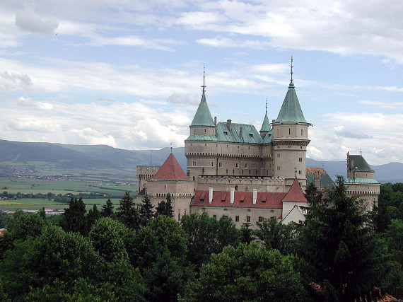 Bojnice Castle - The Most Spectacular Castle in Slovakia The  (6)