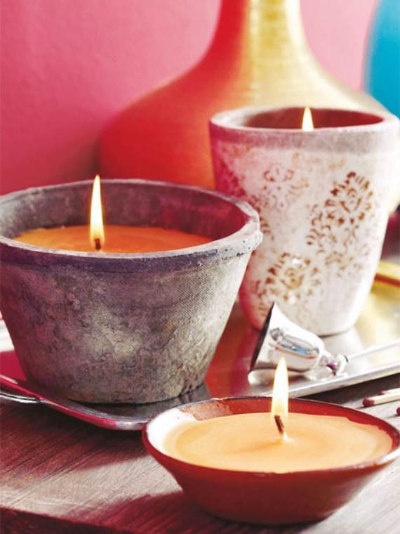 Decorative-Candles-and-Flowers-Cute-Mothers-Day-Gift-Ideas-2
