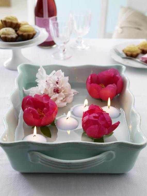 Decorative-Candles-and-Flowers-Cute-Mothers-Day-Gift-Ideas-33