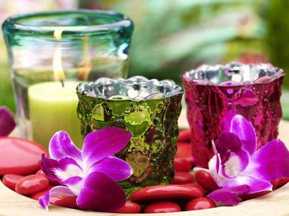 Decorative-Candles-and-Flowers-Cute-Mothers-Day-Gift-Ideas-41