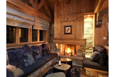 Meribel Luxury Ski Chalet Holidays - Chalet Mariefleur -