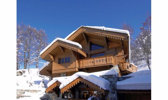 Meribel Luxury Ski Chalet Holidays - Chalet Mariefleur - (2)