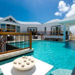 Mother's House – Modern Holiday Ocean Villa in Grand Turk Island Overlooking the Caribbean