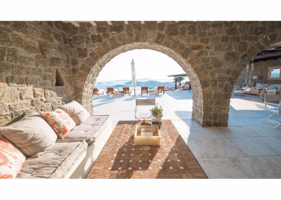 Villa Agi Lazro, One Of The Hidden Holiday Homes Of Mykonos Greece (20)