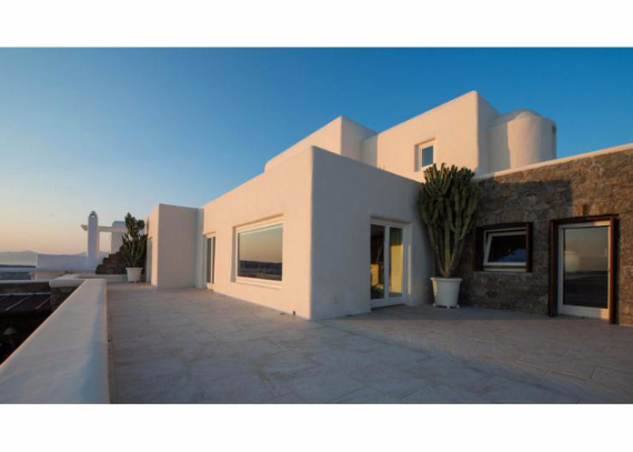 Villa Agi Lazro, One Of The Hidden Holiday Homes Of Mykonos Greece (22)