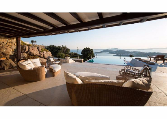 Villa Agi Lazro, One Of The Hidden Holiday Homes Of Mykonos Greece (23)