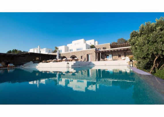 Villa Agi Lazro, One Of The Hidden Holiday Homes Of Mykonos Greece (28)
