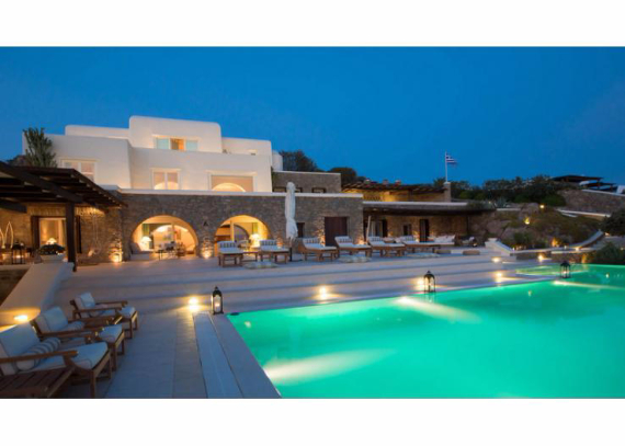 Villa Agi Lazro, One Of The Hidden Holiday Homes Of Mykonos Greece (34)