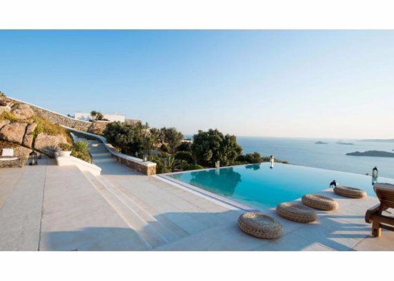 Villa Agi Lazro, One Of The Hidden Holiday Homes Of Mykonos Greece (35)