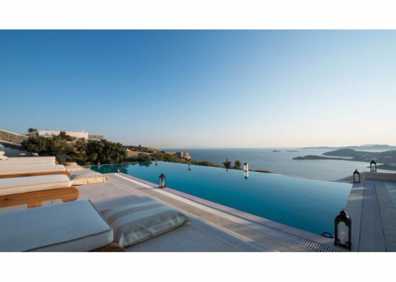Villa Agi Lazro, One Of The Hidden Holiday Homes Of Mykonos Greece (41)