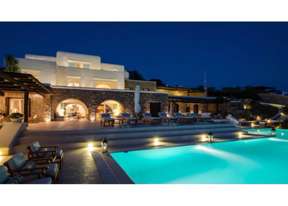 Villa Agi Lazro, One Of The Hidden Holiday Homes Of Mykonos Greece (7)