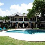 Delightful Malatai villa Displaying an Elegant Caribbean Sea View