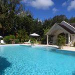 Modern Heronetta Holiday Ocean Villa in Barbados Island Overlooking the Caribbean