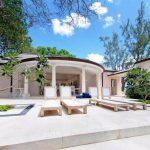 Pink Cottage Exclusive Beachfront Garden Villa Rental In Barbados