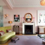 Pink Lady Family Home In Shalcomb Street London SW10