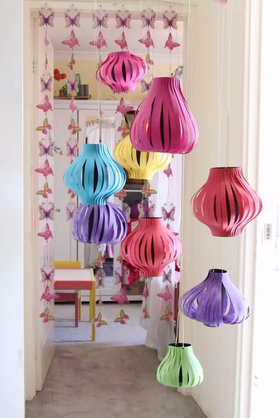 Sparkle decoration ideas for ramadan traditions 33 for Ramadan decorations at home