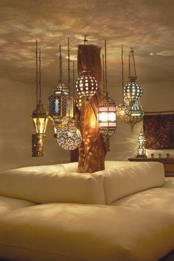 30 Sparkle Decoration Ideas For Ramadan Traditions