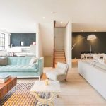 Stylish townhouse in London-Clarendon Works, W11