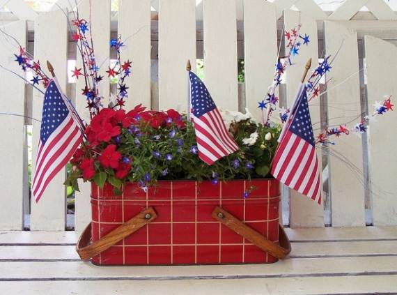 33 front porch decorating ideas for the 4th of july 29 for 4 of july decorations