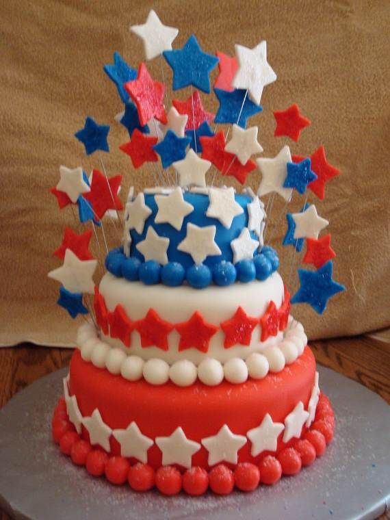 55 Adorable Treats Decorating Ideas For Labor Day Family