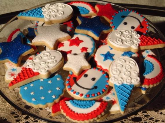 Cake Decorating Ideas For Labor Day : 55 Adorable Treats Decorating Ideas for Labor Day - family ...