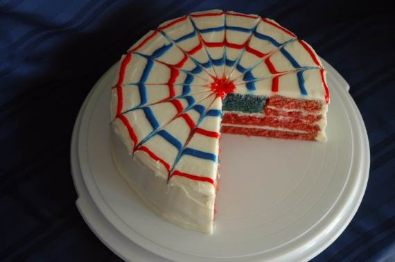 Cake Decorating Ideas For Labor Day : 55 Adorable Treats Decorating Ideas for Labor Day - family holiday.net/guide to family holidays ...