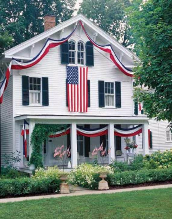 45 Amazing 4th July Decoration Ideas For Your Home ...