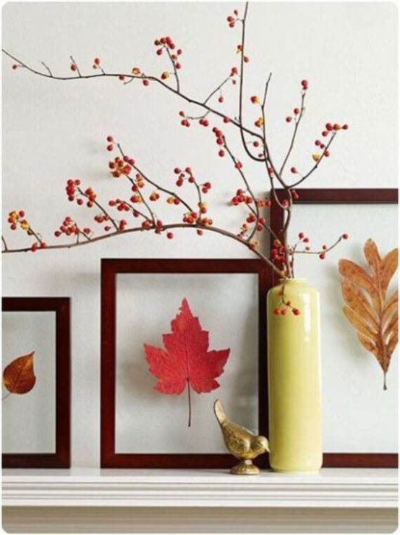 45 easy fall decorating craft projects that are easy and