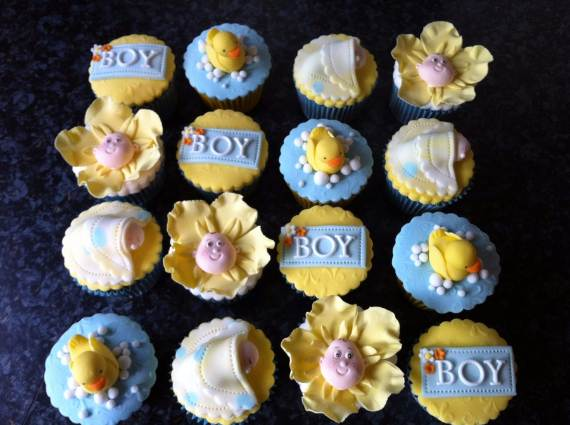 50 Baby Shower Cupcake Cakes In Unique Shape Family Holiday