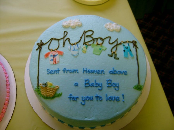 50 Gorgeous Baby Shower Cakes (1)