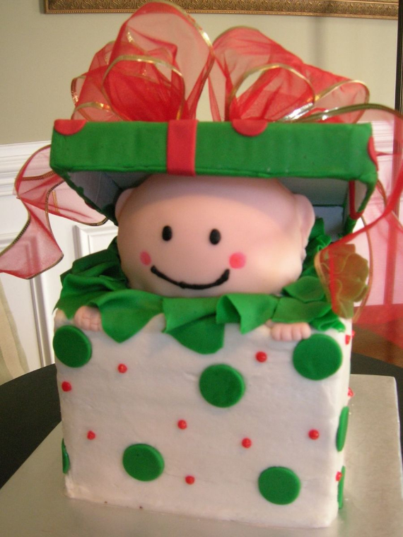 50 Gorgeous Baby Shower Cakes (13)