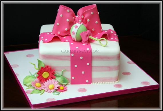 50 Gorgeous Baby Shower Cakes (14)