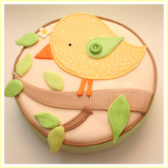 50 Gorgeous Baby Shower Cakes (15)