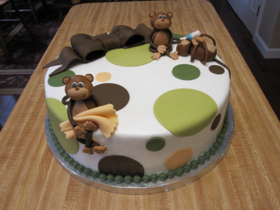 50 Gorgeous Baby Shower Cakes (17)