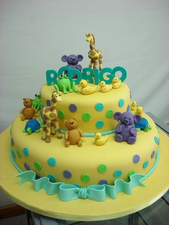 50 Gorgeous Baby Shower Cakes (19)