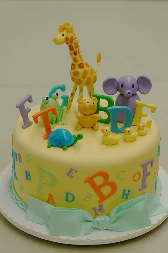 50 Gorgeous Baby Shower Cakes (20)