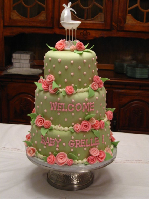 50 Gorgeous Baby Shower Cakes (22)