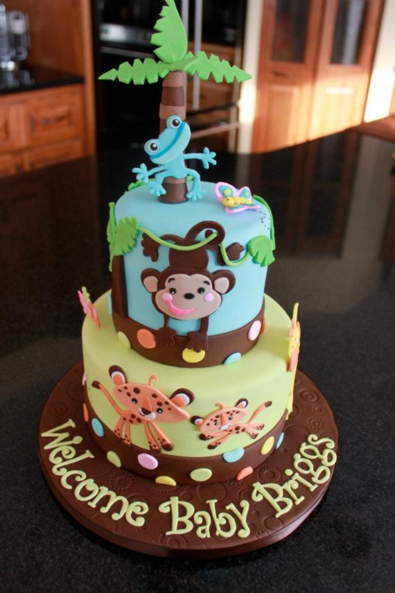 50 Gorgeous Baby Shower Cakes (3)