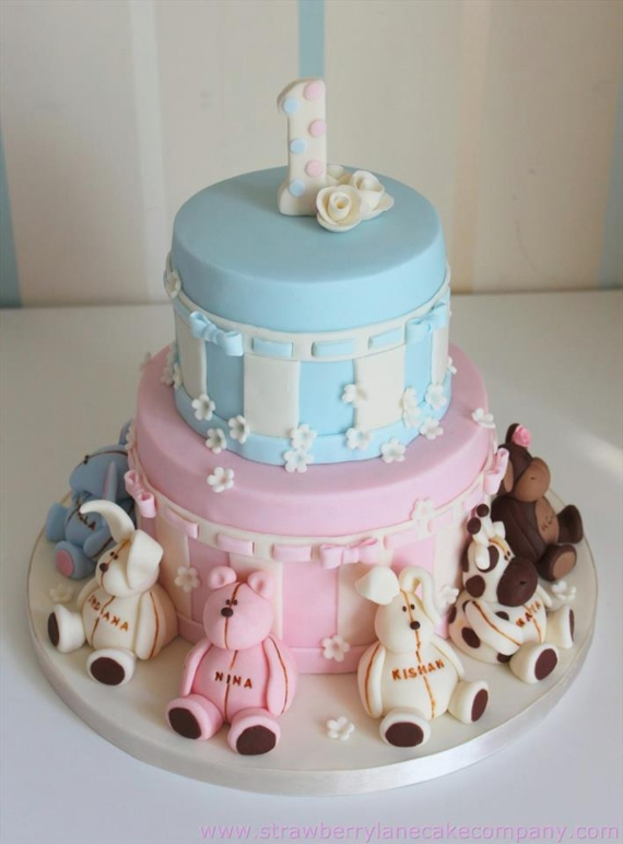50 Gorgeous Baby Shower Cakes (36)