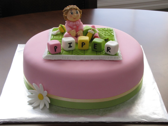 50 Gorgeous Baby Shower Cakes (45)