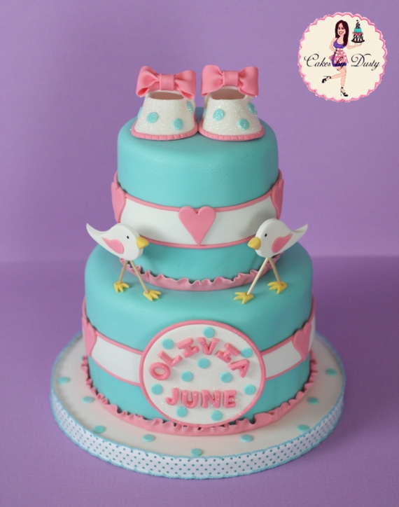 50 Gorgeous Baby Shower Cakes (49)